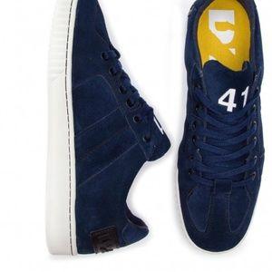 Men's Diesel S Millennium LC Blue Shoes 12 US!